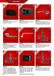 door parts bdp206 bdp207 bdp23 bdp24 bdp25 bdp36 bdp52 bdp60 bdp30 1 remote control on
