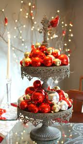 cheap christmas decor: amazing banquet table decor for cheap christmas decorations