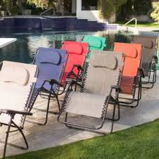 Caravan Sports Oversized Zero Gravity Recliner Lounge Chairs | Hayneedle
