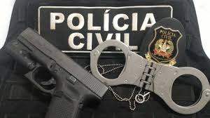 Resultado de imagem para polícia prende policial