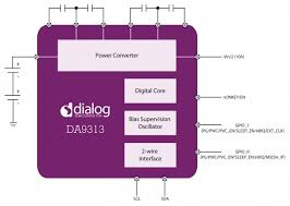 Da9313 Dialog Semiconductor