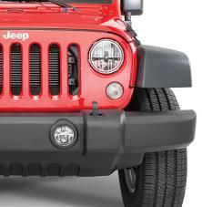 Jeep Tj Fog Light Bulb Replacement Quadratec Led Fog Lights Kit For 07 20 Jeep Wrangler Jk 18 20 Wrangler Jl Sahara Or Rubicon With Plastic Bumper