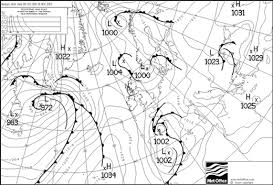 surface pressure charts weather charts metlink teaching weather and climate