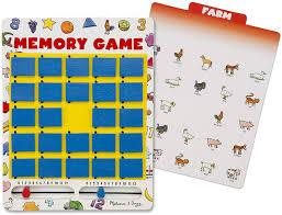 | skip to page navigation. Amazon Com Melissa Doug Flip To Win Memory Game Melissa Doug Toys Games