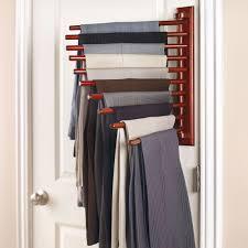 the closet organizing 10 trouser rack