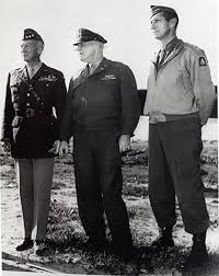 Celebrity Photos General George Patton with Henry Arnold and Mark Wayne  Clark Photo Print (20,32 x 25,40 cm): Amazon.de: Küche & Haushalt