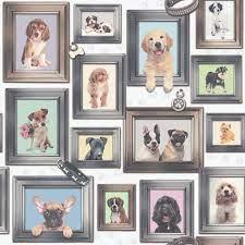 Dog Wallpaper Bedroom - 1600x1600 ...