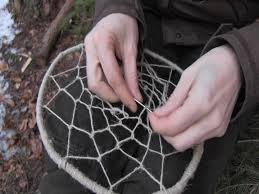 Materials For A Dream Catcher How To Make A Bushcraft Dreamcatcher YouTube 94