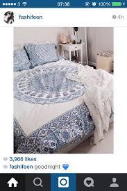 home accessory bedding urban outfitters beach house blue and white boho boho decor bedroom mandala hippie boho chic lelaan sheet sets lelaan