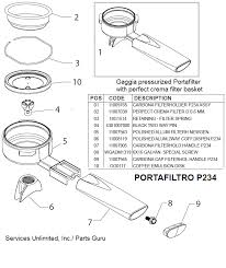 starbucks sirena espresso machines parts and repairs saeco