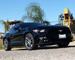2015 & 2016 Ford Mustang Fastback V6 or Convertible V6 3.7L Gains ...