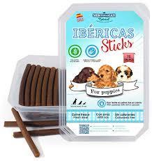 <b>Лакомство</b> для щенков <b>Mediterranean Ibericas Sticks</b>, с цыпленком ...