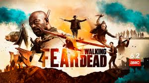 Fear The Walking Dead Tv Show On Amc Ratings Cancelled Or