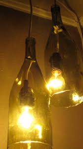 How To Make Pendant Lights From Wine Bottles Remodelaholic How To Make A Glass Wine Bottle Pendant