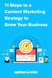 Content Marketing Strategy 11 Steps To Create A Content Marketing Strategy To Grow Your