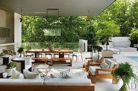 Contemporary Outdoor Space by McAlpine Booth & Ferrier Interiors and DA|AD  in Nashville,