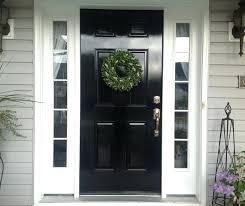 house front door open. Black Doors In House Marvelous Door With Best Front Ideas On . Open