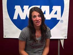 SPU X-COUNTRY/TRACK: Assistant coach Audra Smith - YouTube
