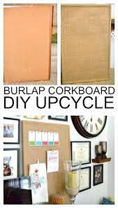 Huge Cork Board Best Burlap Cork Boards Ideas On Burlap Board Pin Home  Improvement Large Framed