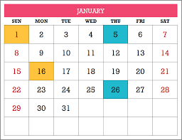 Free Excell Calendar Calendar Template 17 Calendar Designs In Excel Free Download