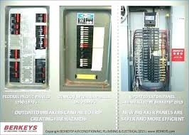 how much to replace electrical panel reasons to replace your fuse electrical fuse box cover panel at Electric Fuse Box Cost