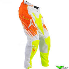 Alias A1 Mx Pants Neon Orange Neon Yellow 32 34
