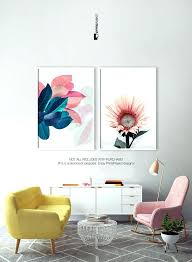 flower print blush pink wall art sunflower floral poster decor and gold bedroom on pink and gold floral wall art with flower print blush pink wall art sunflower floral poster decor and