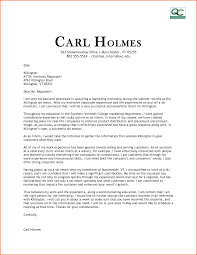 sample marketing cover letter experience resumes 10 cover letter sample marketing denial letter sample sample marketing cover letter