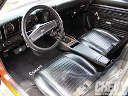 chevrolet camaro 1969 interior.  Chevrolet 1969 Chevrolet Camaro Ss Interior  Chevy High Performance Magazine Throughout