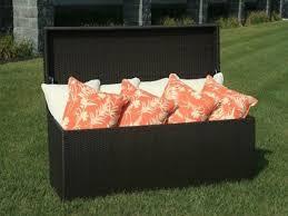 storage box beliani blog throughout patio furniture storage box outdoor