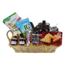 traditional english tea gift basket