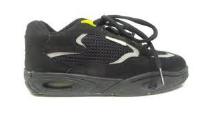 es skate shoes. es skate shoes quattro black, shoe size:38.5 es