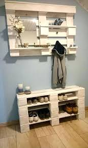 shoe rack ideas from pallets wood pallets ideas pallet projects pall on wall decoration inside decor
