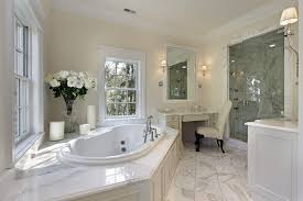 white master bathroom designs. Delighful White White Colonial Style Master Bath In Luxury Home Throughout Master Bathroom Designs A