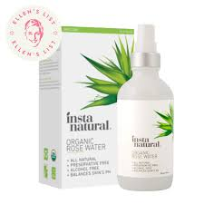InstaNatural <b>Organic Rose Water</b>, <b>Alcohol Free</b> Toner for Dry ...