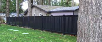 black vinyl privacy fence. Fence 5 Foot Vinyl Phenomenal Black Within Proportions 1998 X 840 Privacy K