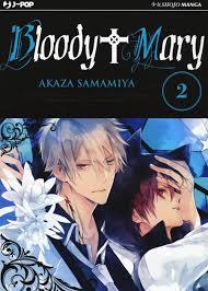 Risultati immagini per Bloody di bloody mary manga