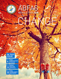 ABFAS Fall 2018 Newsletter by ABFAS - issuu