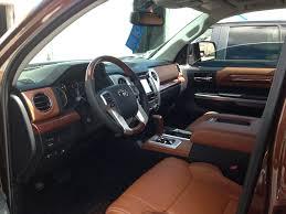 2016 toyota tundra s leather interior rivals lexus