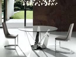 round modern dining table modern round glass dining table with stainless steel base modern dining table round modern dining table