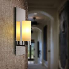 modern sconces lighting. NEW Chrome Modern LED Wall Lamps Sconces Lights Bathroom Kitchen Mount Lamp Cabinet Fixture Candlestick Candle Sconce-in Indoor Lighting