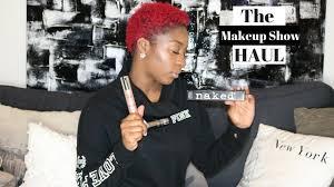 the makeup show haul aj crimson juvias place danessa myrickore