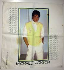 image is loading 1983 original vintage michael jackson king of pop  on rock art wall hanging with 1983 original vintage michael jackson king of pop fabric wall