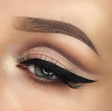 smokey eye makeup cat eyeliner