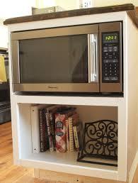 Microwave Furniture Cabinet Microwave Stand Ikea Makrillarnacom