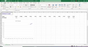 If you want a line you can further size, stylize, and position, you can. How To Add Dotted Lines To Line Graphs In Microsoft Excel Depict Data Studio