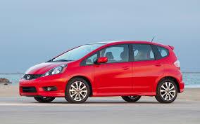 2012 Honda Fit Reviews and Rating | Motor Trend