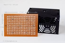diy panel led