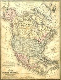 Large Us Map Poster Vintage Map Poster Chart World Ebay United States