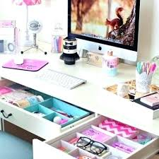 girly office accessories. Pretty Desk Accessories Bling Desks Girly Office Within Designs 17 1